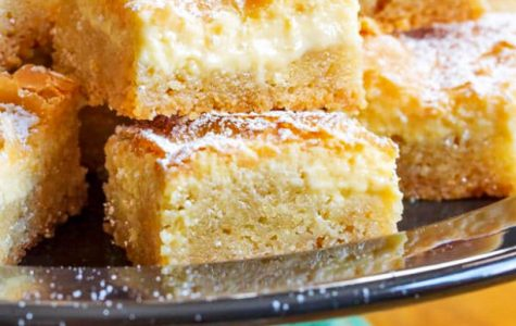 Comfort foods can be anything you want them to be, including gooey butter cake!