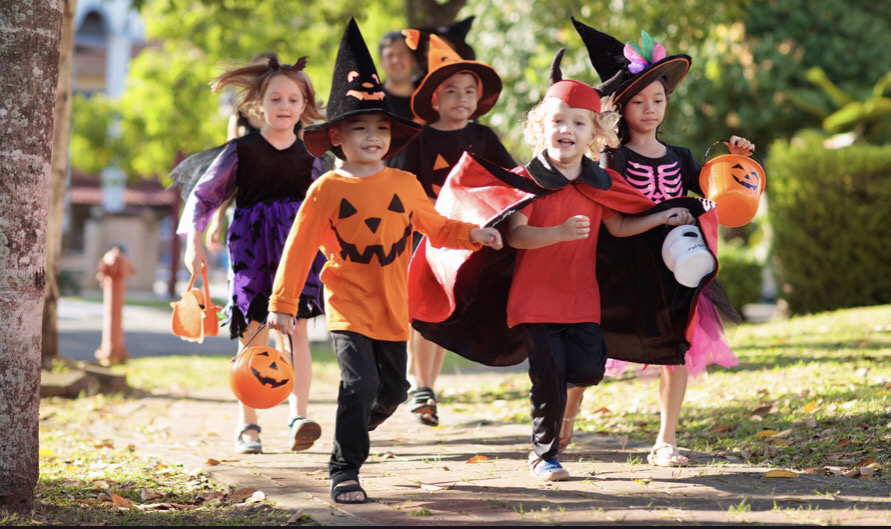 Without trick or treating, kids will be very disappointed this Halloween