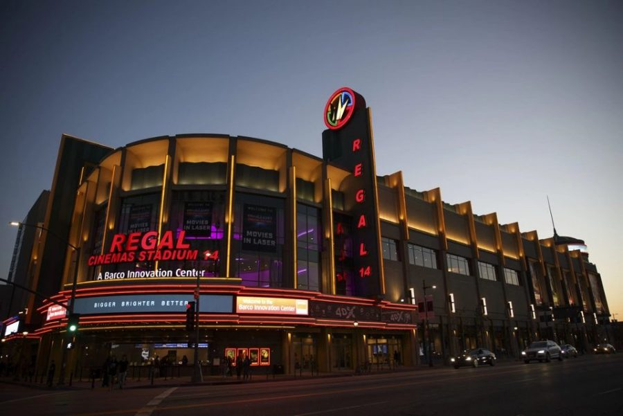 Regal theaters close its thousands of locations throughout the U.S. as the number of COVID cases rises rapidly.
