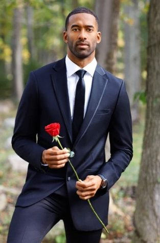 Matt James stars as the first black Bachelor for the 25th season