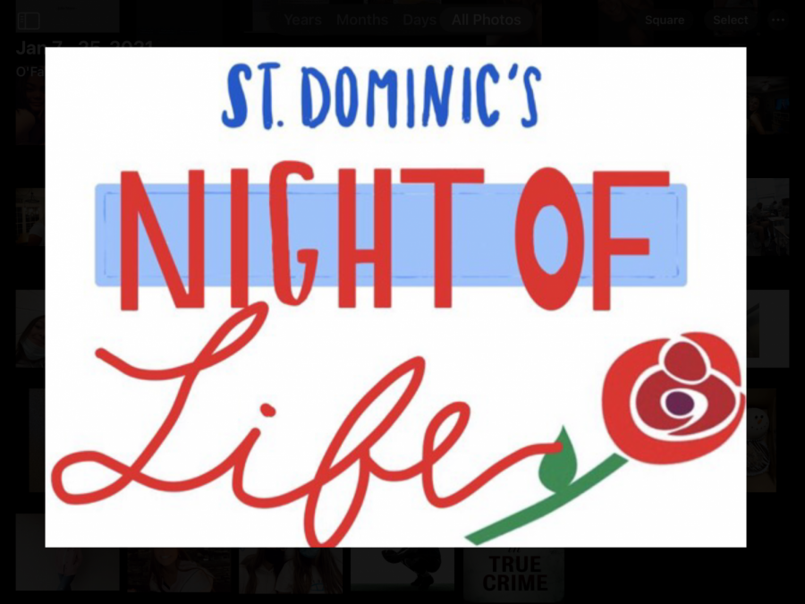 St. Dominic will celebrate life with the Night of Life rally