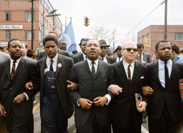 The March on Selma, led by Dr. Martin Luther Kind Jr. is just one of the many important moments in black history