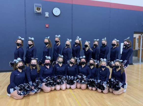 Get an inside look on the 2020-2021 DCC winter competition team