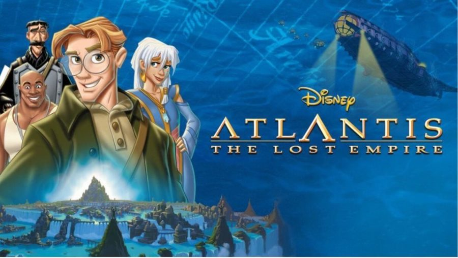 The Disney movie Atlantis: The Lost Empire is one of the many amazing movies that are oft over-looked.