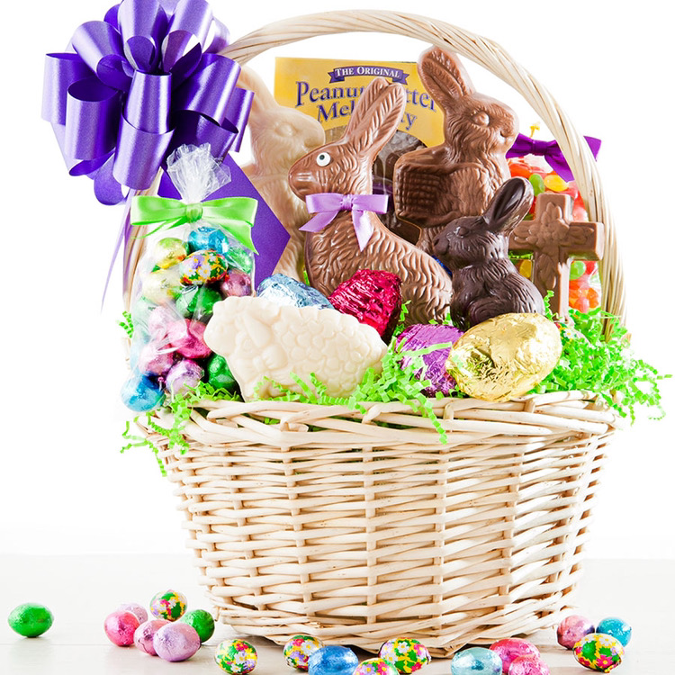 These are the cutest and the tastiest treats to fill up your Easter basket!