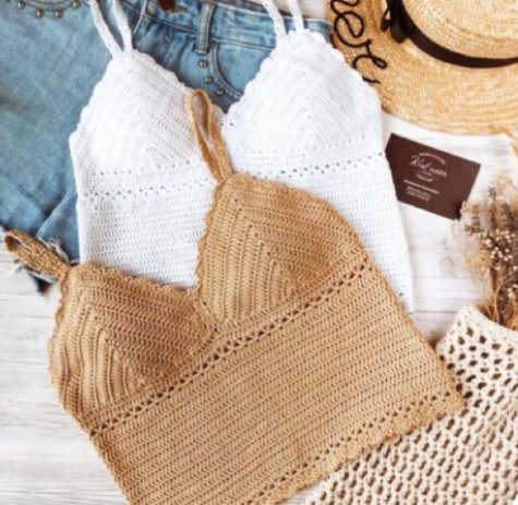 Keep these summer trends in mind when picking the perfect outfit to go out in, starting with crochet tops.