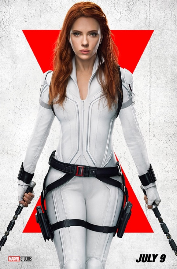 Black Widow and other movies will be released this summer.