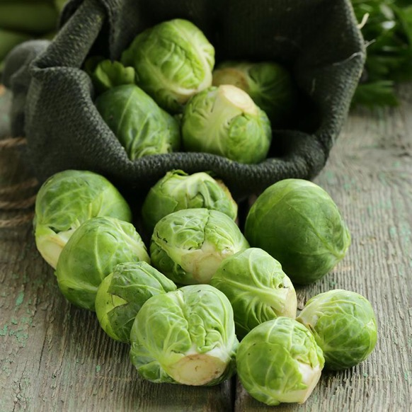 Photo by De Bolster Brussels sprouts get a lot of hate, but do you know how good they actually are for you?