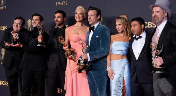 The 2021 Emmys are back live and in person!