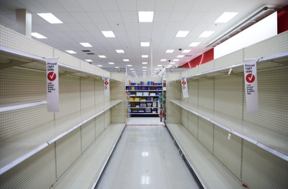 Stores all across America are dealing with empty shelves as shortages wreak havoc